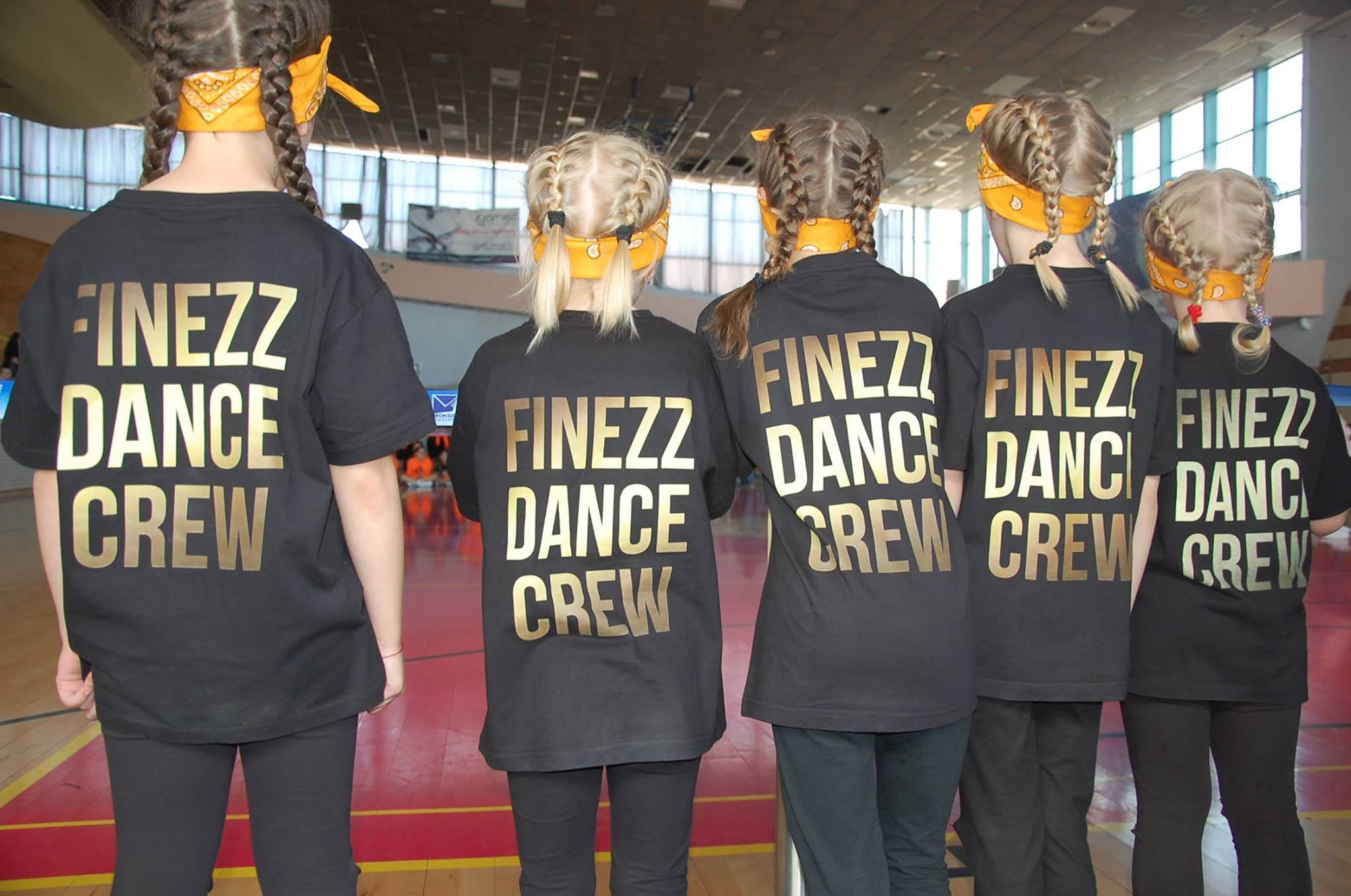 Zespół Finezz Dance Crew